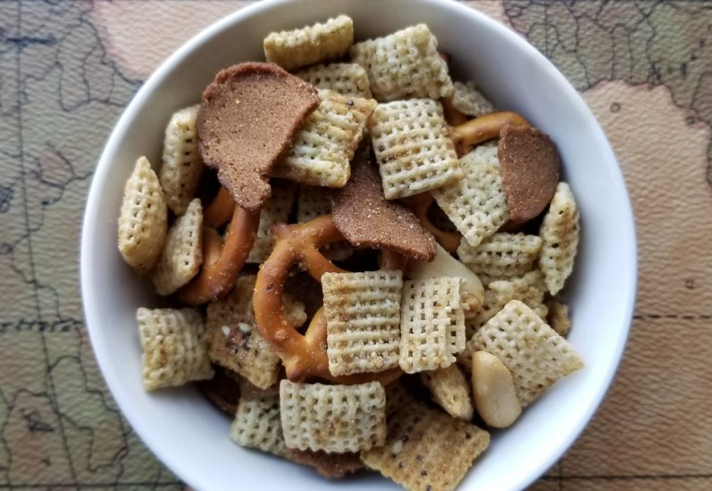 Everything Bagel Chex Mix Recipe